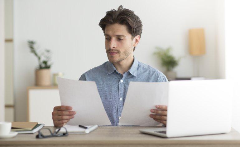 przeglądanie dokumentów księgowych